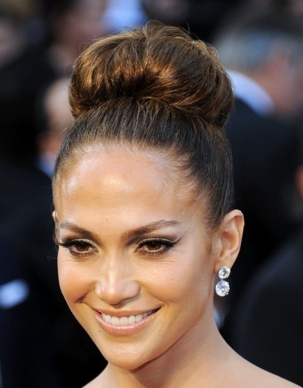 TopKnot Jennifer Lopez